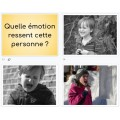 Les émotions-Google Slide