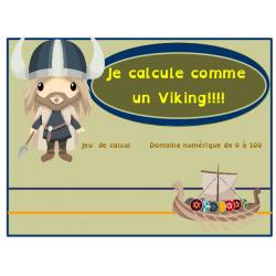 Je calcule comme un Viking!