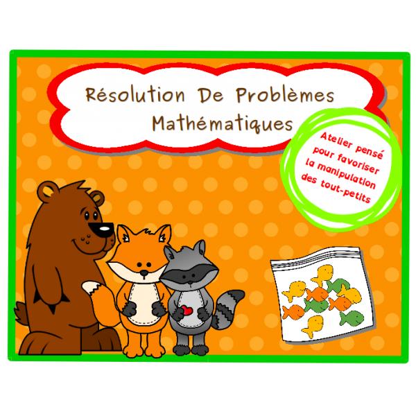 Résolution de problèmes mathématiques