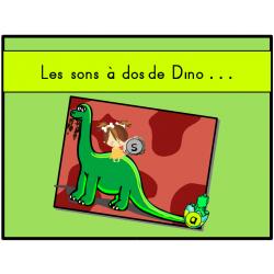 Les sons à dos  de Dino...