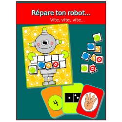 Répare ton robot...