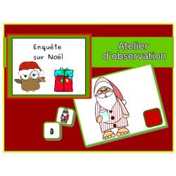 Enquête sur Noël