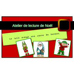 Atelier de lecture de Noël  1