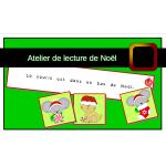 Atelier de lecture de Noël  2