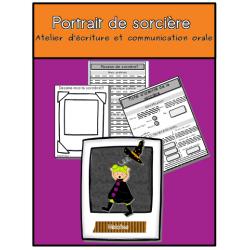 Portrait de sorcière: situation d'écriture