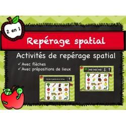 Repérage spatial