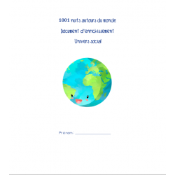 Cahier d'enrichissemen_ univers social