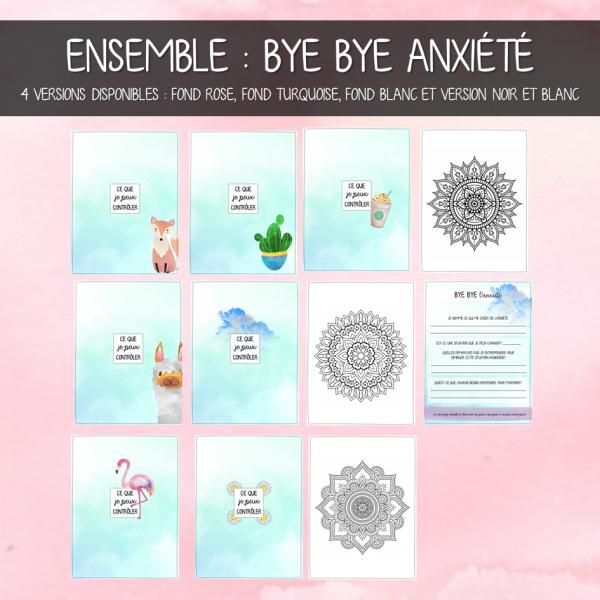 Ensemble Bye Bye Anxiété