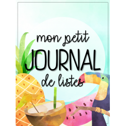 Le petit journal de listes - Tropical