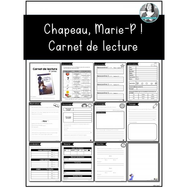 Chapeau, Marie-P!