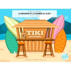 TIKI Bar à jus de fruits