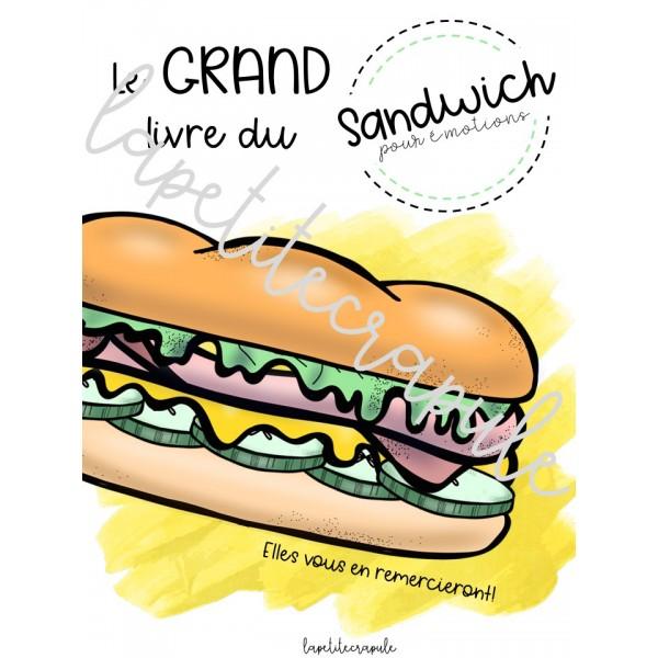 Le sandwich pour émotions (message Je )