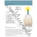 Sac d'anniversaire : Labelle
