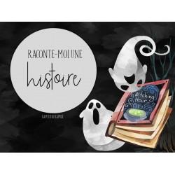 Raconte-moi une histoire d'Halloween