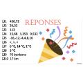 Révision Math 3e cycle