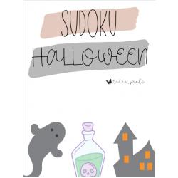 Sudoku HALLOWEEN + NOEL