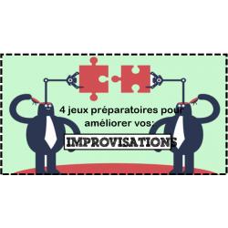4 exercices essentiels pour l'improvisation