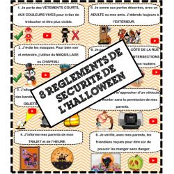8 conseils de sécurité de l'Halloween
