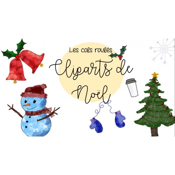 Cliparts Noël