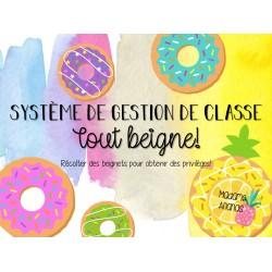 Système de gestion de classe Tout beigne