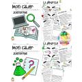 Cahiers scientifiques (recherche, expérience)