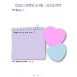 Document modifiable rencontre de parents