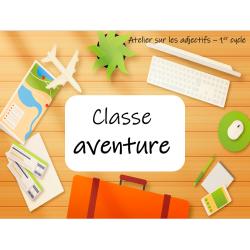 Classe aventure