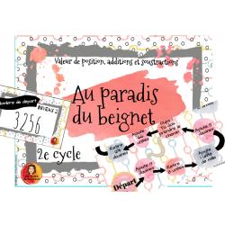 Au paradis du beignet 2e cycle