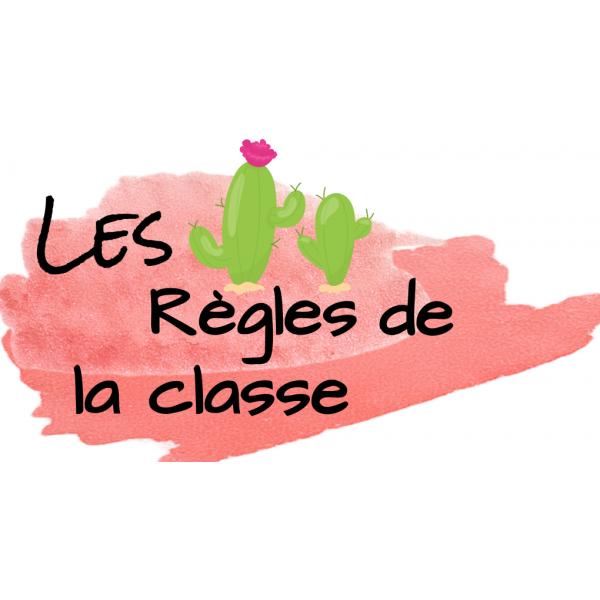 Affiches thème Cactus/rose