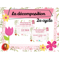 La décomposition// 2e cycle