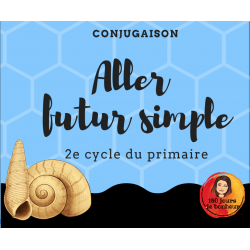CAT le futur simple : aller et aimer