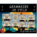 Identifier le groupe du nom // 2e cycle
