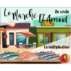 Le marché d'Arnaud// 2cycle