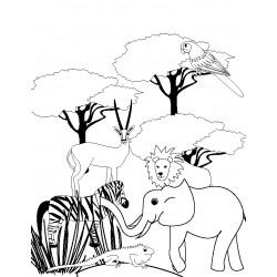 Illustrations pour cahier d'animation musicale