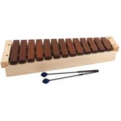 Création musicale - Flûte et xylophone