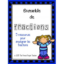 Ensemble de fractions