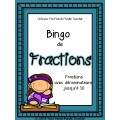 Bingo de Fraction
