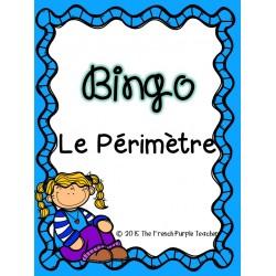 Bingo : Le périmètre
