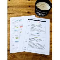 Planification pour l'enseignement à distance