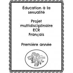 Éducation à la sexualité - Première année
