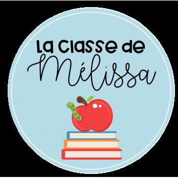 La classe de Mélissa