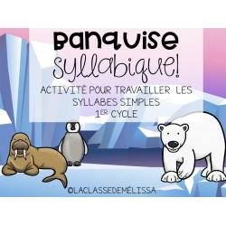 Banquise syllabique!