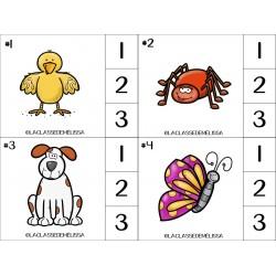 Identification du nombre de syllabes