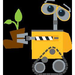 """Activité sur l'environnement """"WALL-E"""""""