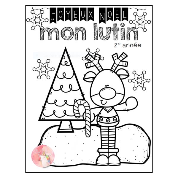 Cahier de révision de Noël- Deuxième année