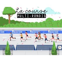 La course multi-rondis