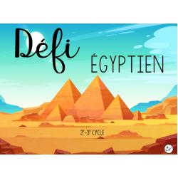 Défi égyptien - décomposition de nombres