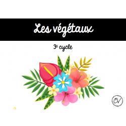 Sciences - Les végétaux 3e cycle
