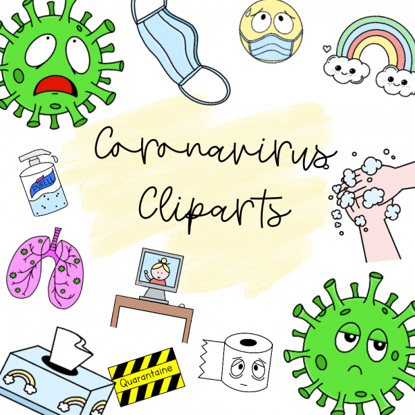 Cliparts Coronavirus