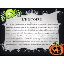Expérience d'Halloween (sciences)